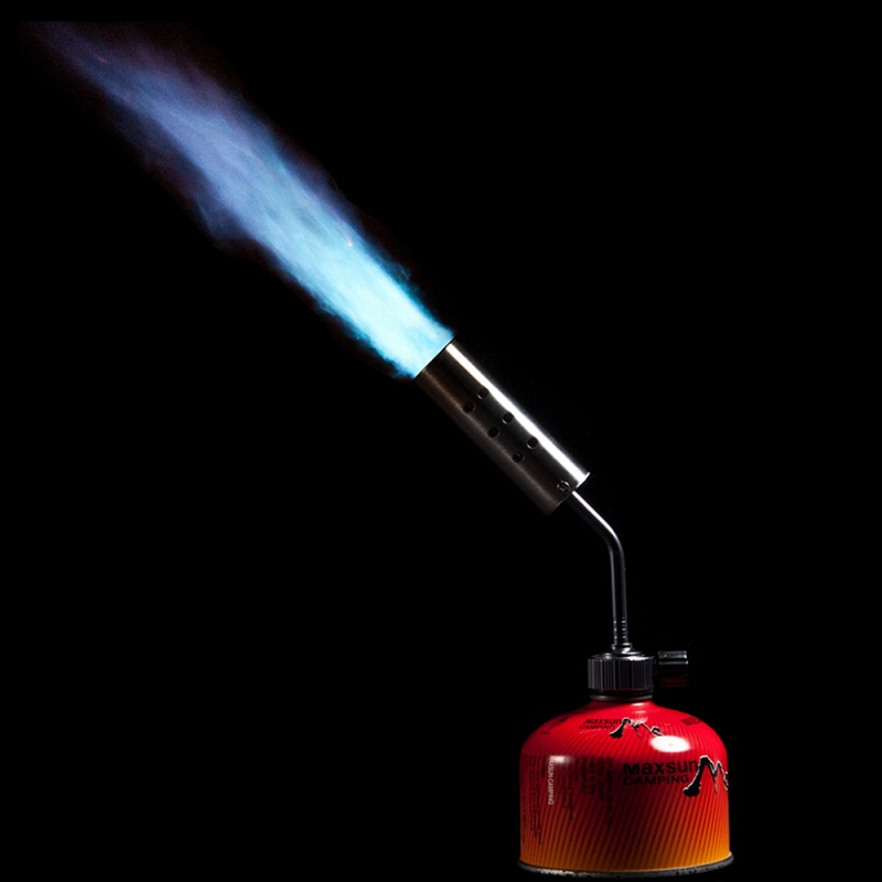 Brazing Blow Torch Fire